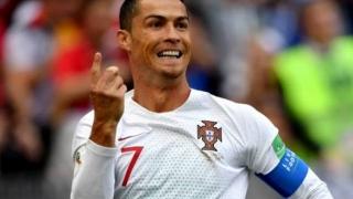 Cristiano Ronaldo, în fruntea clasamentului golgheterilor