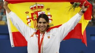 Rafael Nadal va fi portdrapelul Spaniei la JO 2016
