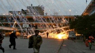 Raiduri aeriene israeliene în Gaza