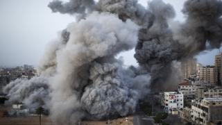 Raiduri israeliene în Fâșia Gaza