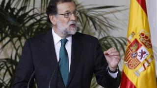 Rajoy a descins la Barcelona