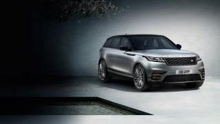 Exclusiv Auto scoate la test drive noul Range Rover Velar
