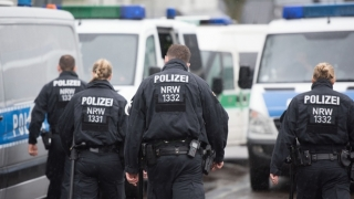 Razii ale poliţiei germane