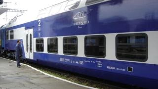 Razii în trenuri! Aproape 170 de pasageri fără bilet!