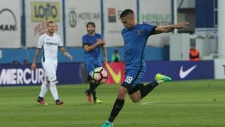 Răzvan Marin a marcat primul său gol pentru Standard Liege