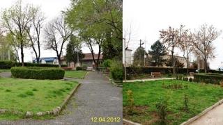 Reabilitarea parcurilor din Medgidia bagă râcă între aleși