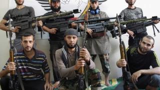 Rebelii sirieni anunţă că vor suspenda negocierile de pace de la Astana