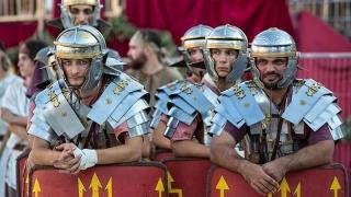 """Reconstituire istorică """"Dacii şi Romanii"""", sâmbătă, 19 august, în Parcul Tăbăcărie"""