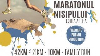 Record de participare la Maratonul Nisipului