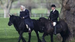Regina Elisabeta a II-a, la aniversară... 91 de ani!