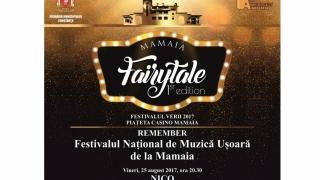 Remember Festivalul Naţional de Muzică Uşoară, la Mamaia Fairytale