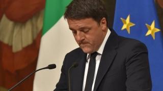 Renzi amână demisia până după aprobarea bugetului