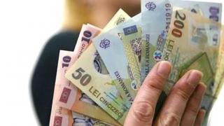 Mai mulți bani în noul an! Salariile a 70% dintre bugetari cresc