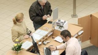 Iarna se numără datornicii la bănci