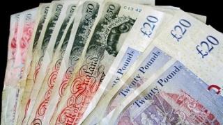 Lira sterlină a înregistrat cel mai mare avans din ultimele două luni