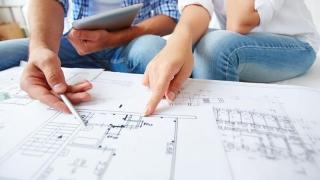 Creștere temperată a tranzacțiilor imobiliare