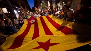 Revoltă populară în Catalonia