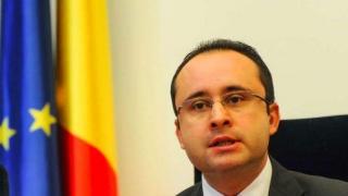 Cristian Buşoi şi-a anunţat colegii că va candida la şefia PNL printr-un mesaj