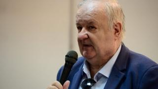 Cristian Țopescu a fost decorat de președintele Klaus Iohannis