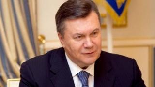 Viktor Ianukovici vrea să revină în Ucraina ca șef al statului