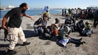 ONU critică Uniunea Europeană cu privire la criza migranților din Libia