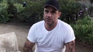 Robbie Williams, internat la terapie intensivă