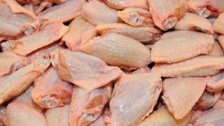 România a importat zeci de mii de tone de carne de pasăre!