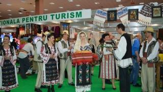 România face show la Târgul de turism de la Chișinău