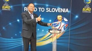 România - Georgia, în barajul pentru EURO 2018 la fotbal în sală