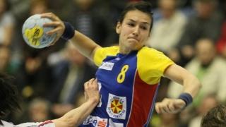 România, încă o victorie la CE de handbal feminin
