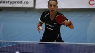 România, în semifinalele CE de tenis de masă la feminin
