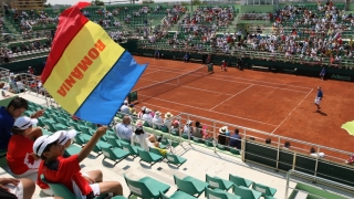 România - Luxemburg, în Cupa Davis