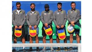 România, pe locul 40 în clasamentul Cupei Davis