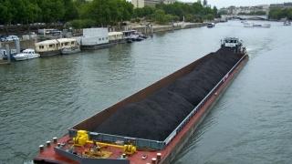 România, pe primele locuri în UE la transportul fluvial de marfă