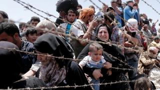 România promite că primește de zece ori mai mulţi refugiaţi decât în 2015