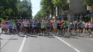 Crosul Olimpic are loc duminică, la Constanţa