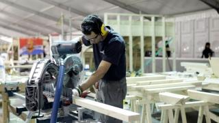 A crescut producția industrială, în primele două luni din 2017