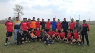În Seria Nord din Liga a VI-a, Victoria Mihai Viteazu a învins liderul