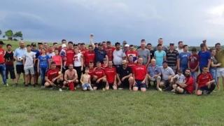 Flacăra Crucea şi-a asigurat prima poziţie în Seria Nord din Liga a VI-a