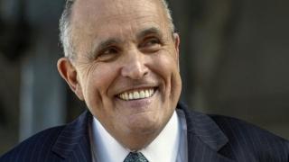 Rudy Giuliani, favorit la funcția de secretar de stat