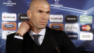 Salariu mic pentru Zidane