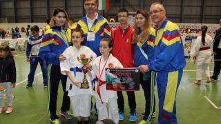 Salbă de medalii pentru karateka de la Farul și Tomis