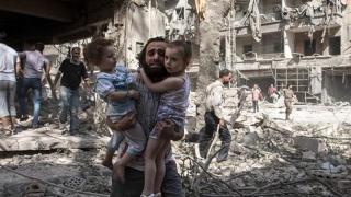 Salvatorii americani din Siria au ucis peste 60 de civili şi numeroşi copii