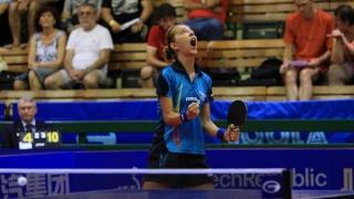 Samara a dus România în optimile CM de tenis de masă