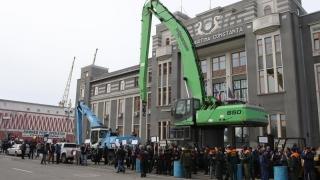 Săptămâna și protestul în Portul Constanța