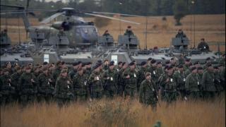 Şapte state NATO trimit trupe în România