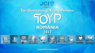 S-au deschis înscrierile la Ten Outstanding Young Persons (TOYP)!