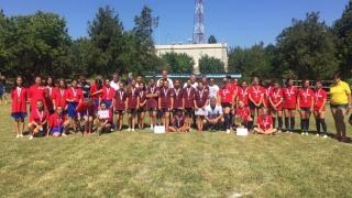 S-au încheiat Cupa României la oină și CN de oină pe plajă feminin