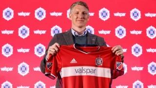 Schweinsteiger a marcat un gol pentru Chicago Fire la debutul în MLS