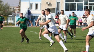 Scor-fluviu pentru rugbyștii de la CS Năvodari